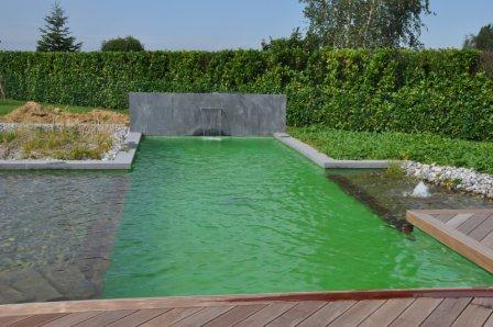 Zwemvijver hybride bio bbpools zwembaden for Kostprijs zwemvijver aanleggen