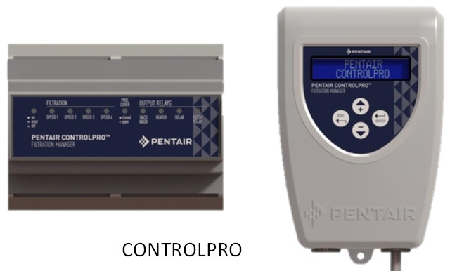Pentair ControlPro filtratiemanager